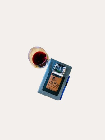 FHV Taking Care of Business Notebook