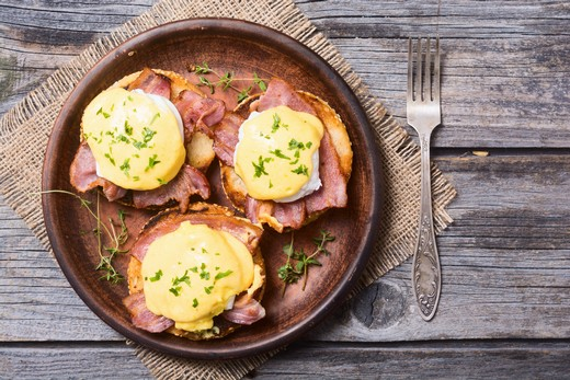 FHV Fool-Proof Hollandaise